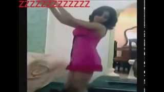 صافيناز من كليب اغنيه دى بنت حلوة بالتصوير