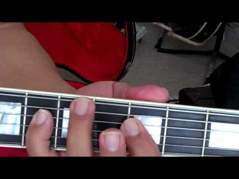 circle of fourths maj chords /arp