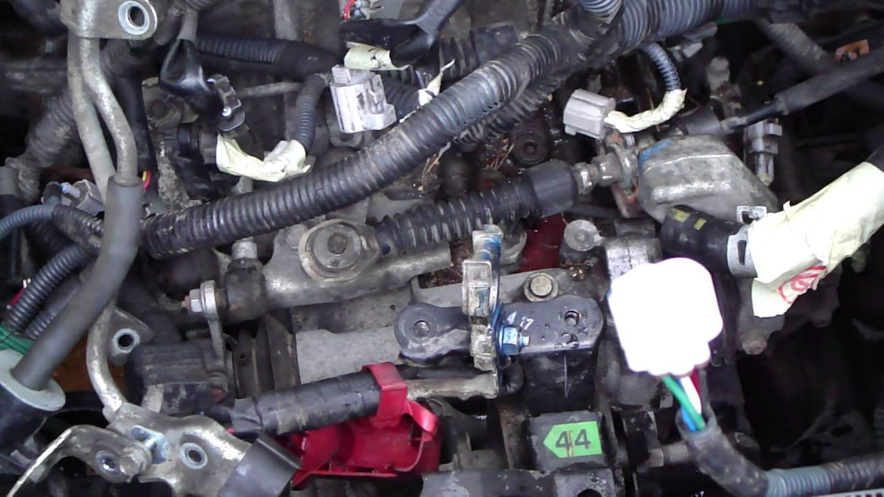 how to disassemble gearbox cables toyota corolla years 2007 to 2014 rh youtube com 2002 Toyota Corolla Verso 2008 Toyota Corolla Verso