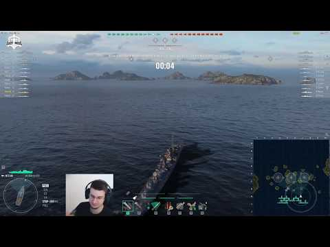 World Of Warships - High EXP With Low DMG