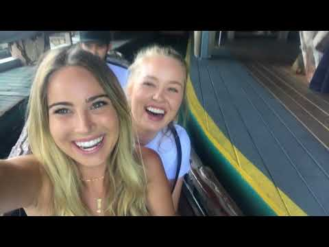 VLOG 1: Outside Lands & Santa Cruz  Sophia Linkletter