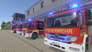 Download Emergency Call 112 – The Fire Fighting Simulation - Waste Fire! 4K