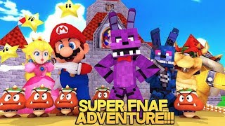 Minecraft FNAF: Super FNAF Adventure (Minecraft FNAF Roleplay)