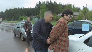 Эксклюзивные кадры задержания участников «Хизб ут-Тахрир аль-Ислами» thumbnail