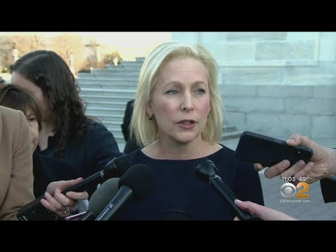 Gillibrand Defends Sex Harassment Reports