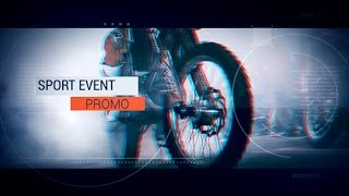 Sport Event Promo | After Effects Template | Video Displays