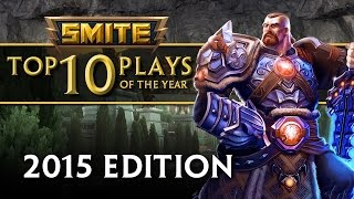 Repeat youtube video SMITE - Top 10 Plays of 2015