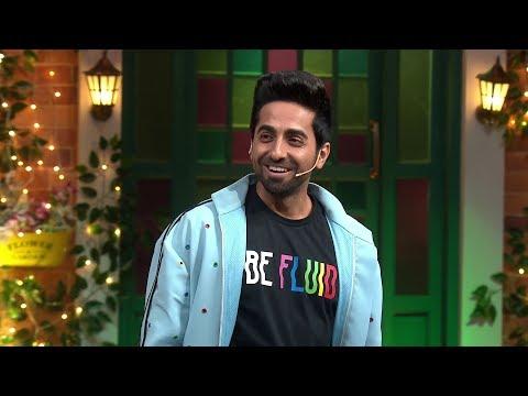 The Kapil Sharma Show - Shubh Mangal Zyada Saavdhan Episode | Ayushmann Khurrana, Neena G, Gajraj R