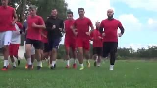Arieșul Turda - primul antrenament din noul sezon (11.07.2018)