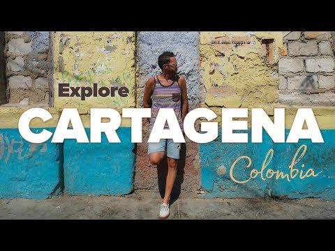 Explore Cartagena Colombia. We're in love 😍