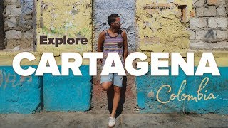 Explore Cartagena Colombia. We're in love 😍