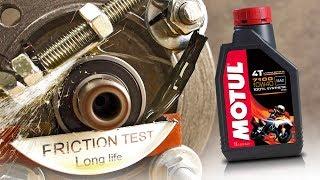 Motul 7100 4T 10W40 Jak skutecznie olej chroni silnik?