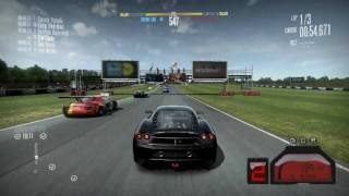 NFS Shift PC: Ferrari Racing Pack + Exotic Racing Series DLC [1080p]