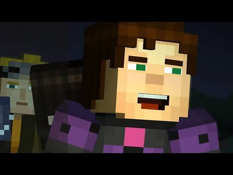 A Man Who Hates Bad Writing plays Minecraft Story Mode: Episode 6