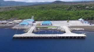Profil Pelabuhan Tobelo, Maluku Utara
