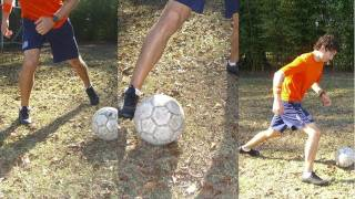The Elastico Soccer Move - Online Soccer Academy