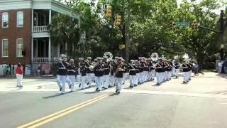 Parris Island Marine Band at Beaufort