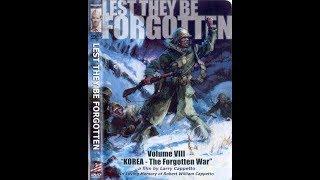 Korea, The Forgotten War Promo, Veteran's Day 2019