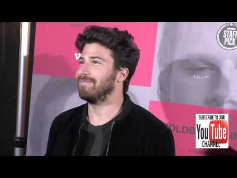 Jake Hoffman at the Goldbricks in Bloom Premiere at Arena Cinema in Hollywood