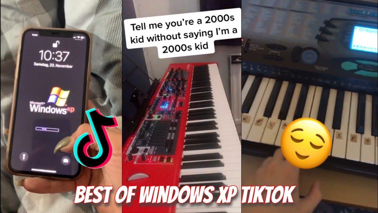 Windows XP Tiktoks that will make you emotional 😌 | Windows XP Tiktok Compilation 2021 Funny & Sad