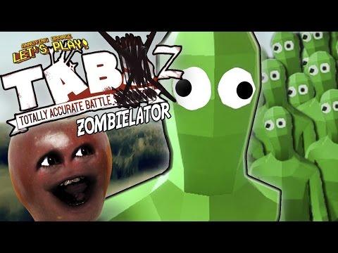 Midget Apple Plays - Totally Accurate Battle Zombielator!