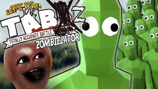 Midget Apple Plays - Totally Accurate Battle Zombielator!