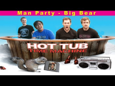 LAN Party: MAN Party: Big Bear Episode 1 - NODE