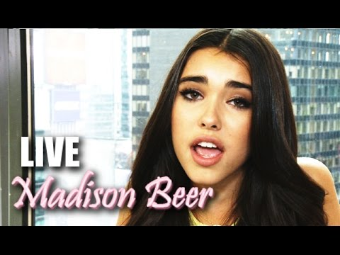 Madison Beer Sings 'Unbreakable' Live Acoustic