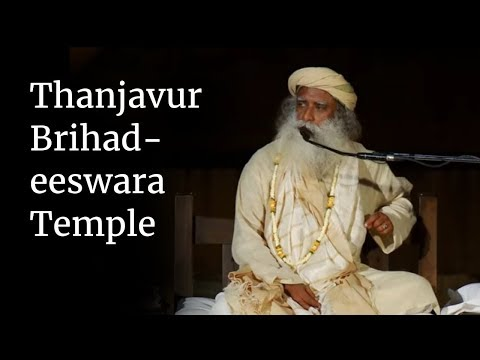 Consecration Of God & Temple Building Technology Failure Of Ancient India By Sadhguru