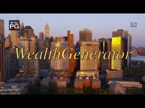 Chief Distributor Rick Rowberry von Wealthgenerators - Live in Frankfurt