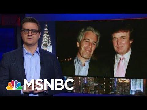 President Donald Trump Picks Jeffrey Epstein Lawyers For Impeachment | All In | MSNBC