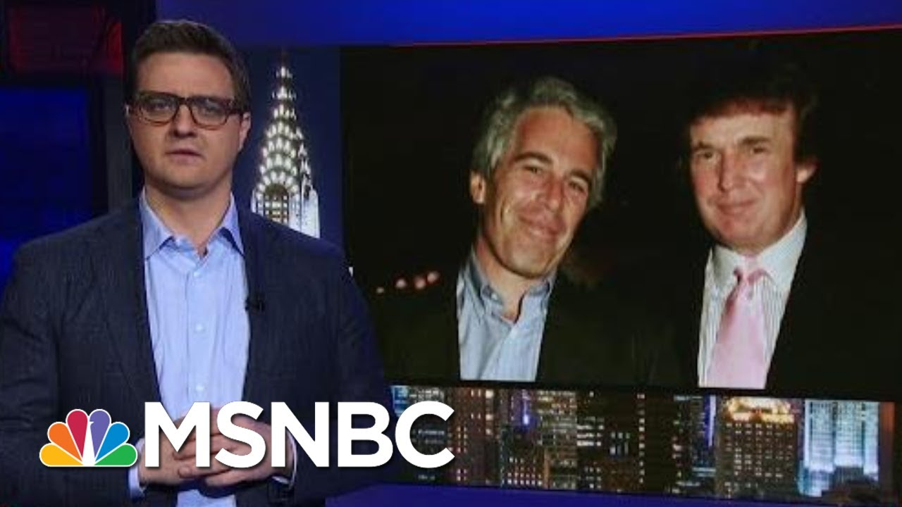 President Donald Trump Picks Jeffrey Epstein Lawyers For Impeachment | All In | MSNBC