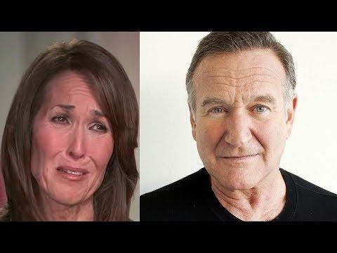 Robin Williams'ın Eşine Söylediği Son Sözleri Duyunca Şok Olacaksınız!