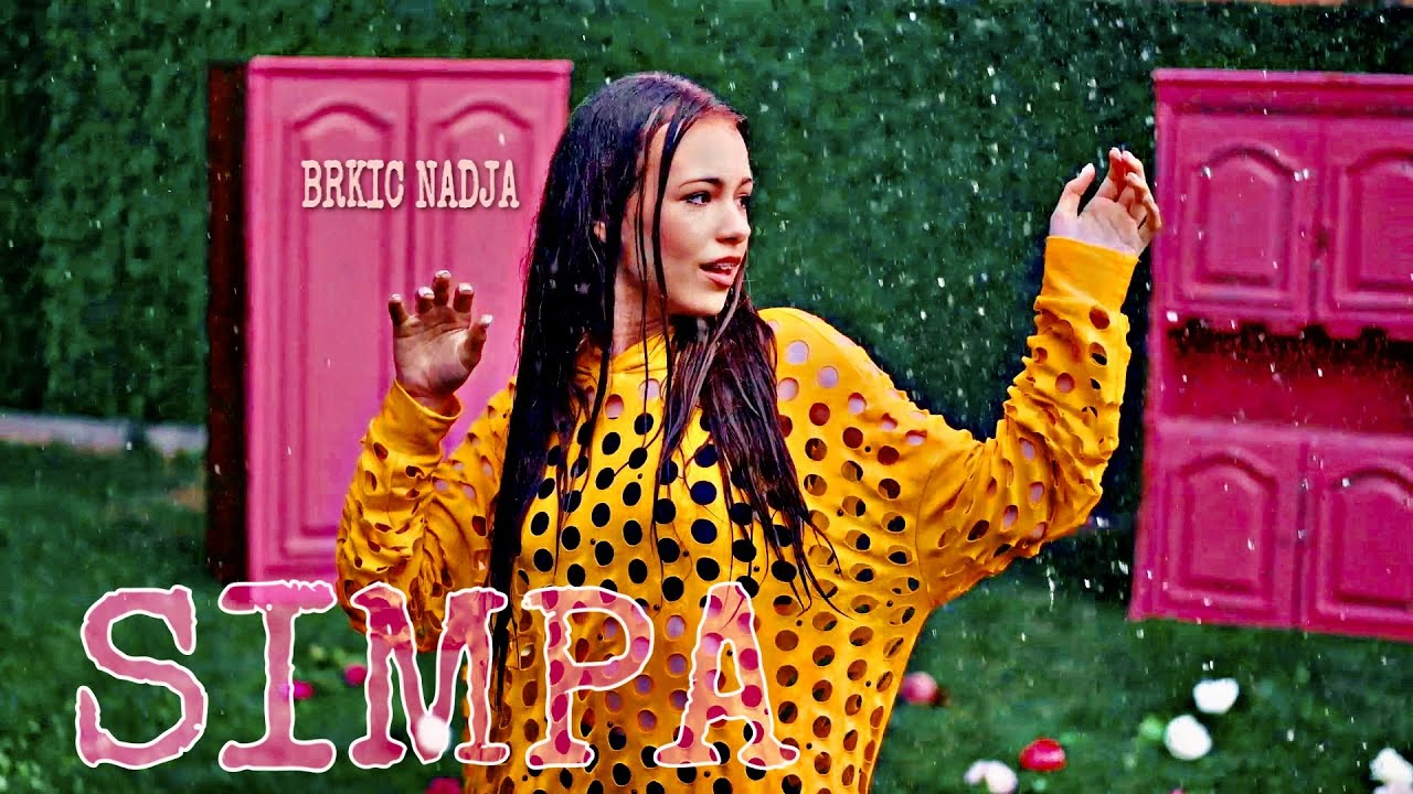 Download BRKIC NADJA - SIMPA (Official video 2021)