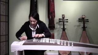 Guzheng 古筝-The Heroic Little Sisters on the Grassland (草原英雄小姐妹)