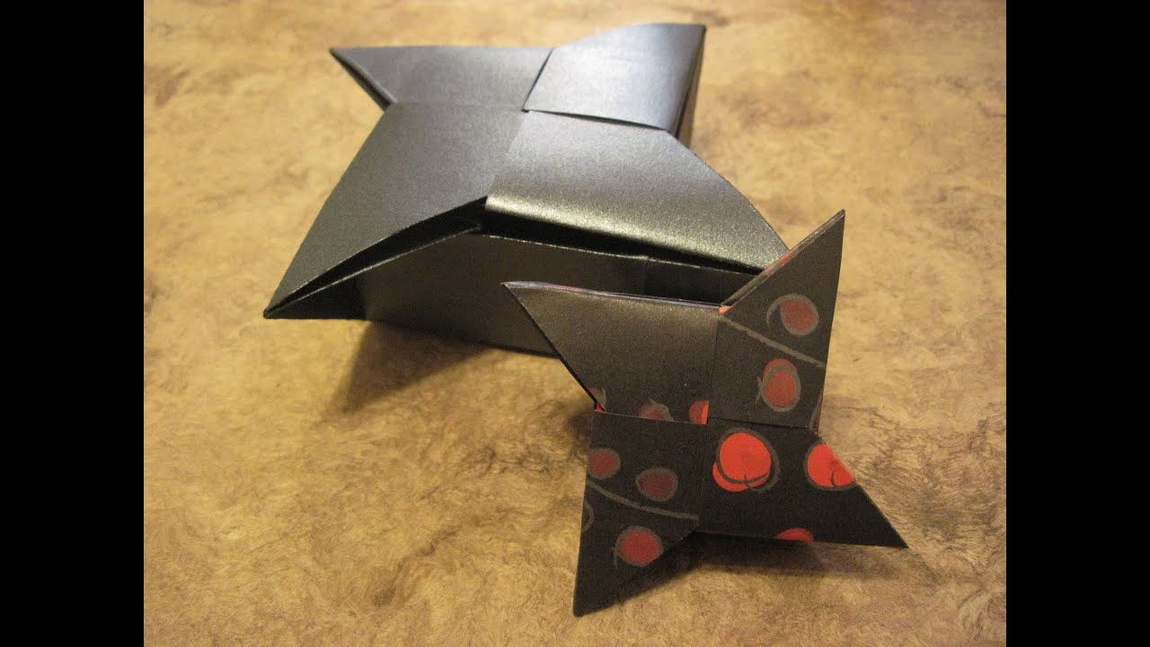 Origami: Evi's Star Box - YouTube - photo#5