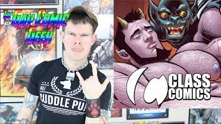 Tales of the Taro Demon: Deimos #3 - Class Comics Gay Comic Book Review (SPOILERS)