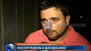 Encontraron a Maximiliano, adolescente desaparecido en Mar del Plata - telefe noticias