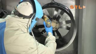 Spray Booth Technology Suppliers Powder Coating Facilities