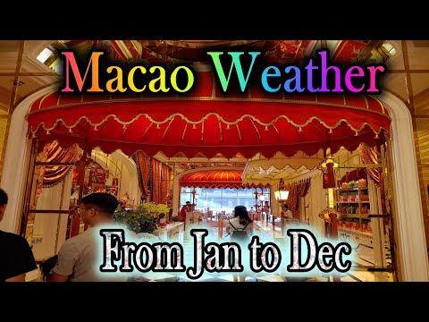 macao weather. 마카오 여행을 위한 마카오 날씨, マカオ旅行のために、マカオの天気情報