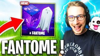 *new* mode fantôme sur fortnite battle royale !