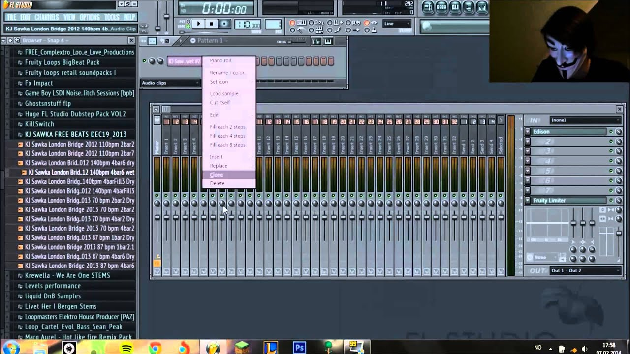 How To Match Sample and Project BPM in Fl Studio MUST KNOW! - YouTube