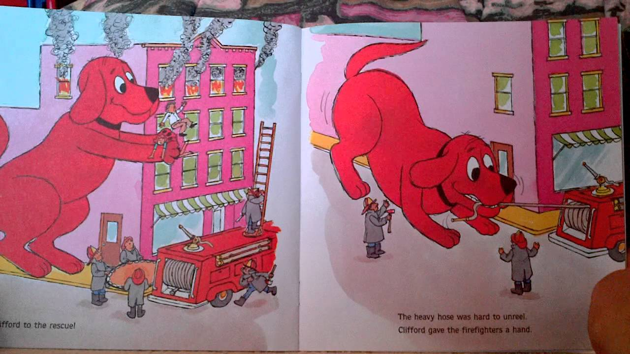 Rags Firehouse Dog
