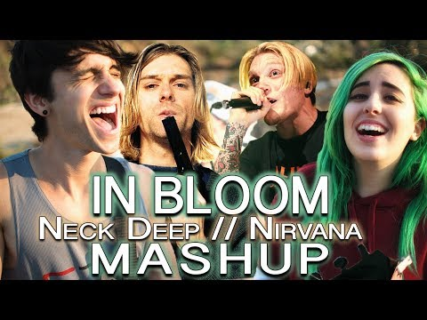 Neck Deep // Nirvana - In Bloom MASHUP (Future Sunsets & Ashly Nicole Acoustic Cover)