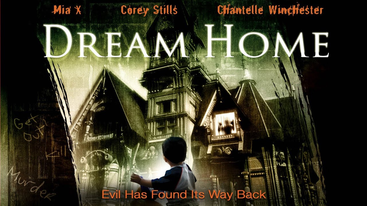 A Haunted House Takes Over Their Lives Dream Home Full Free Maverick Movie Youtube