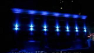 Светодиодная рекламная вывеска гостиницы(Фронтальная светодиодная подсветка объемных букв рекламной вывески., 2009-10-27T12:33:44.000Z)