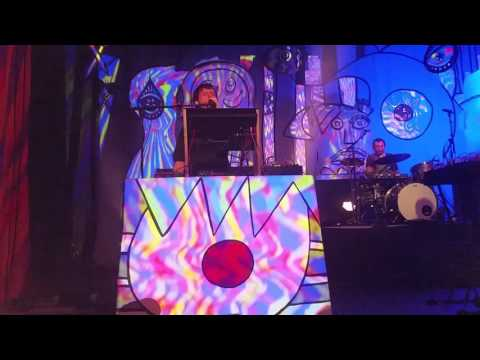 Animal Collective- Lying In the Grass @ Buckhead Theater