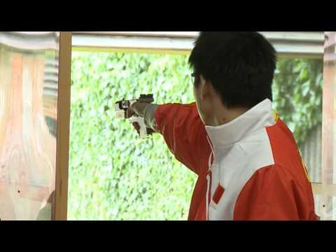 25m Standard Pistol Men Junior - 2010 ISSF World Championship in all Shooting events in Munich