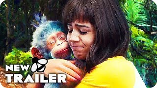 DORA AND THE LOST CITY OF GOLD Trailer (2019) Dora The Explorer Live Action Movie
