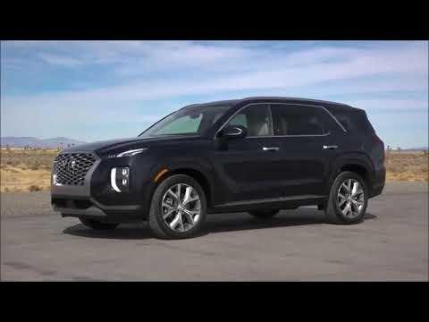 2020 Hyundai Palisade   WILD SUV #AutoShow #ReplayCars #2019 #HD+20150502
